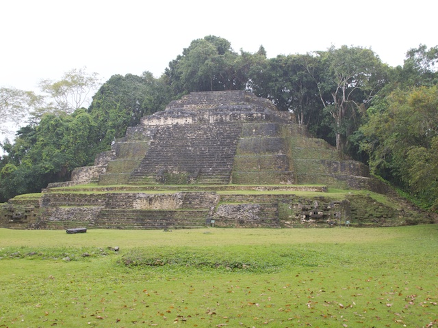 The Jaguar Temple.